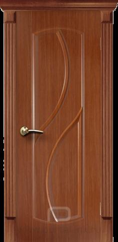 Дверь AIRON Фаина, цвет тёмный дуб, глухая