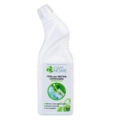 Гель для чистки сантехники, CLEAN HOME, 800мл