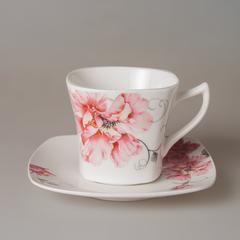 Набор чайный (1 чашка +1 блюдце) 220мл 0030103