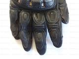 Мотоперчатки кожаные Komine GK-160 чёрный, размер M L XL