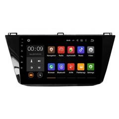 Штатная магнитола на Android 6.0 для Volkswagen Tiguan 17+ Roximo 4G RX-3714