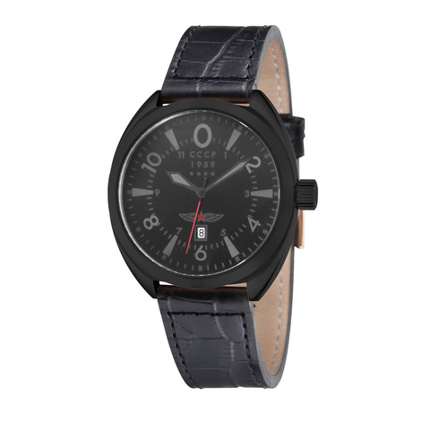 Купить Наручные часы CCCP CP-7014-03 Aviator Yak-15 по доступной цене