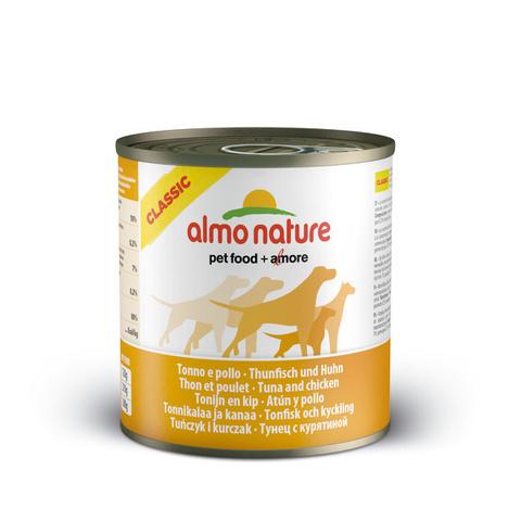 Консервы (банка) Almo Nature Classic TunaΧcken
