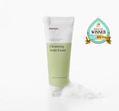 Очищающая пенка для лица с содой и натуральными частицами, 150 мл / Manyo Cleansing Soda Foam