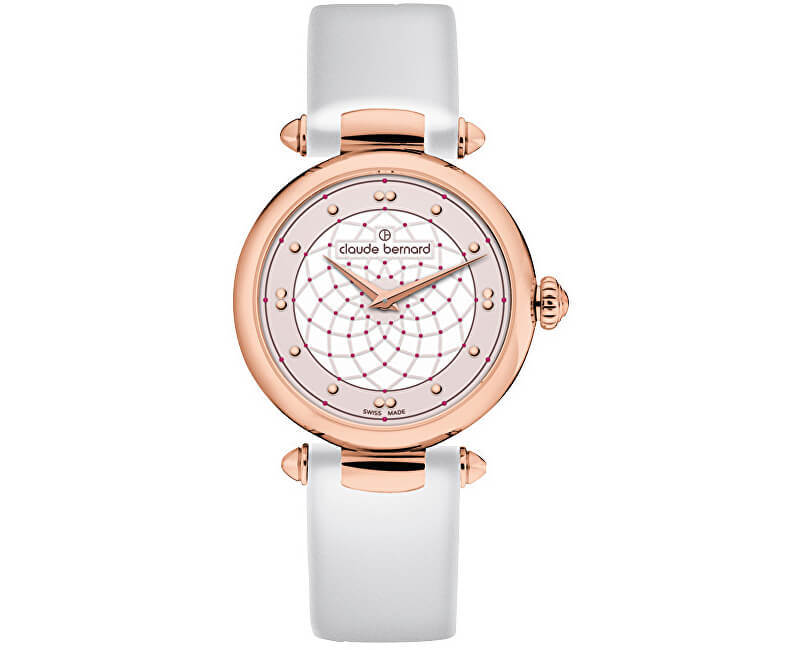 467008a2 Купить Женские швейцарские часы Claude Bernard 20508 37RC BIR по доступной  цене ...