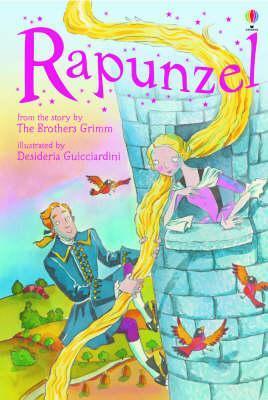Kitab Rapunzel | Susanna Davidson