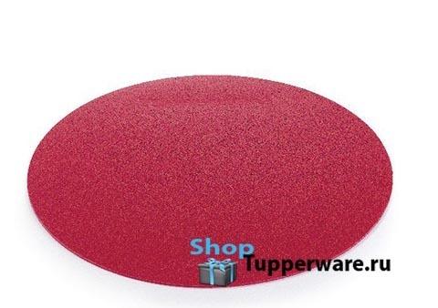 Разделочная доска гибкая 29см в красном цвете Tupperware
