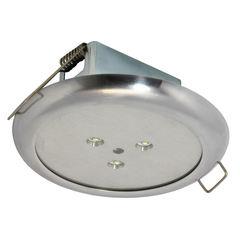 Аварийный светодиодный встраиваемый светильник IP44/20 EYE Awex