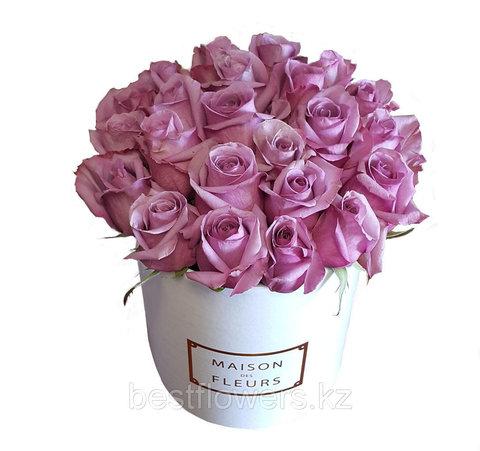 Коробка Maison Des Fleurs Лавандовая