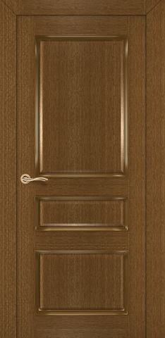 Дверь Румакс Трио ДГ, цвет ольха, глухая