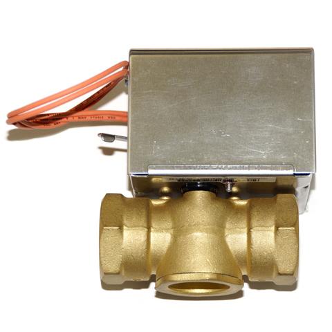 Двухходовой клапан с сервоприводом ТМ-К-3/4-СП