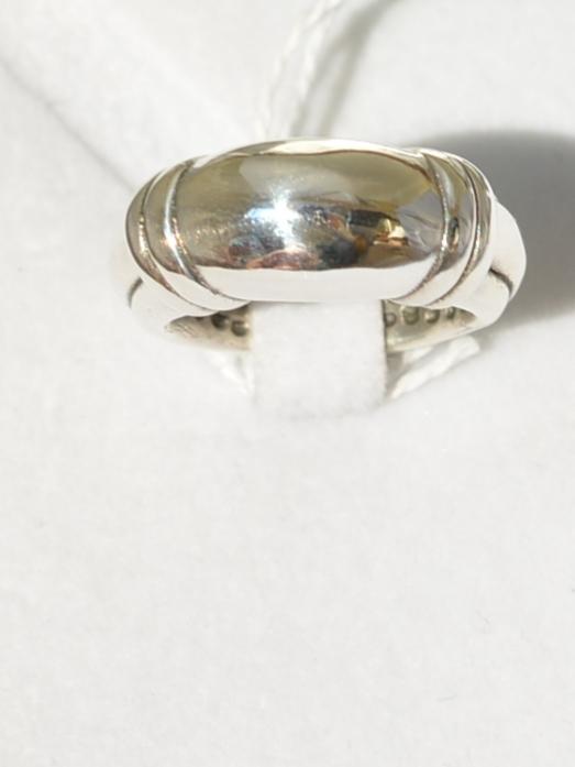 4 полоски (кольцо из серебра)