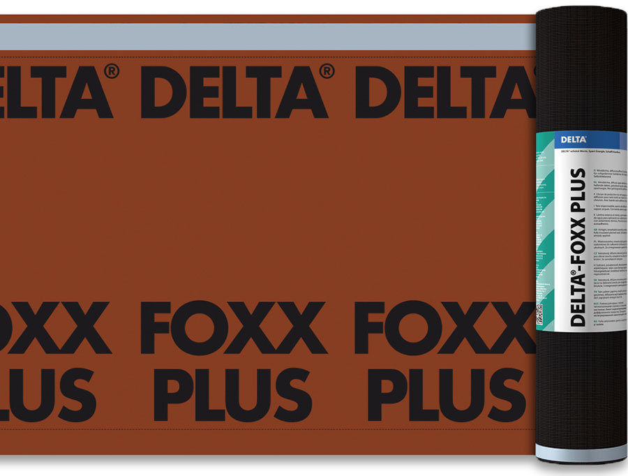 DELTA FOXX - диффузионная мембрана