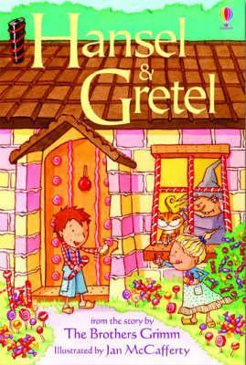 Kitab Hansel And Gretel   Katie Daynes