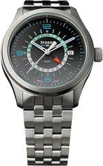 Наручные часы Traser P59 Aurora GMT Silver 107232 (сталь)