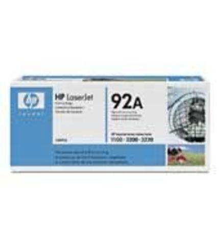 Картридж HP C4092A для принтеров Hewlett Packard LaserJet 1100/ 1100A/ 3200 (ресурс 2500 страниц)