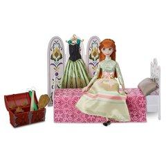 Игровой набор кукла Анна День Коронации - Холодное сердце, Disney