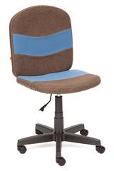 Кресло Степ (STEP) — коричневый/синий (3М7-147/С24)