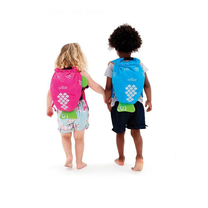 дети с TRUNKI Рюкзак для бассейна и пляжа