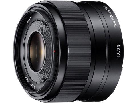 Объектив Sony SEL-35F18