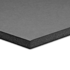 Пенокартон FOAMBOARD ALL-BLACK CE475, 5 мм, 70х100 см