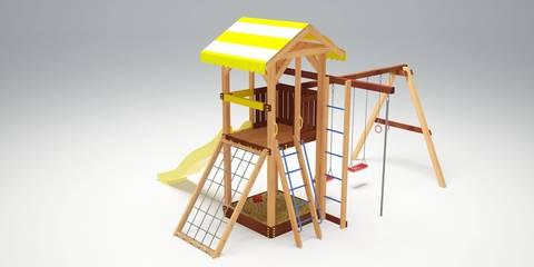Детская площадка для дачи Савушка - 7