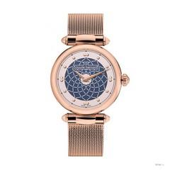 Женские швейцарские часы Claude Bernard 20508 37RM BUIBER
