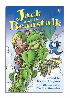 Kitab Jack And The Beanstalk | Katie Daynes