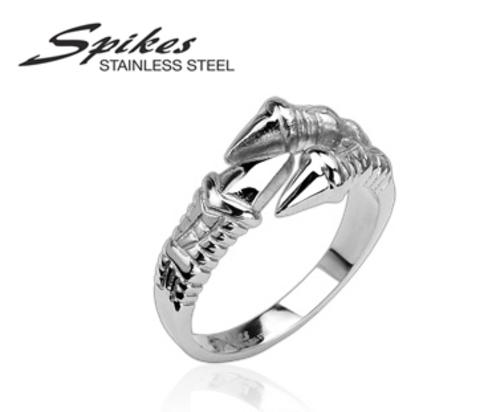 R8017 Стальное мужское кольцо