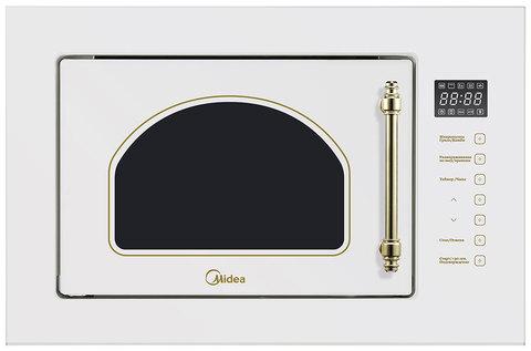 Встраиваемая микроволновая печь Midea MI 9252 RGW-G