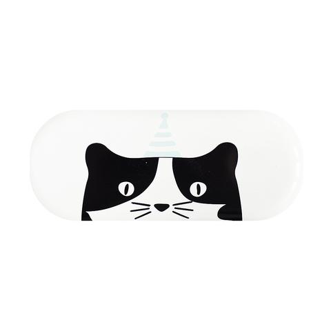 Футляр для очков Cat in festive cap