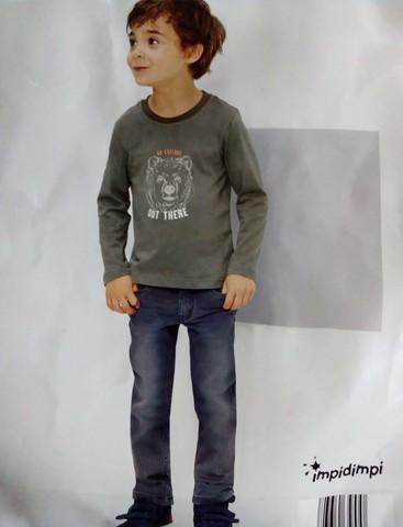 Джинсы для мальчика  Impidimpi
