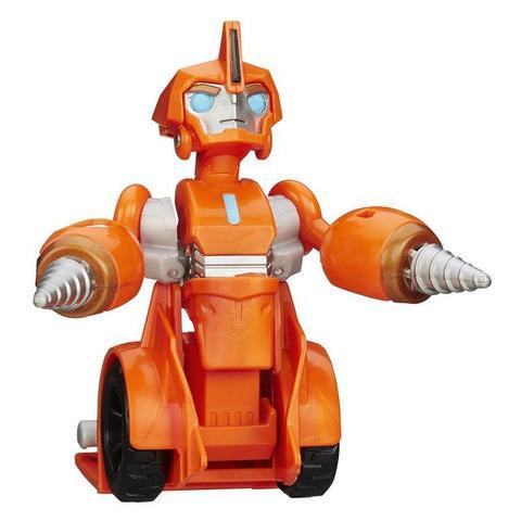 Робот - Трансформер Фиксит (Fixit) - Роботы под прикрытием, Hasbro