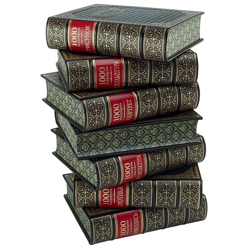 1000 шедевров в 7 томах