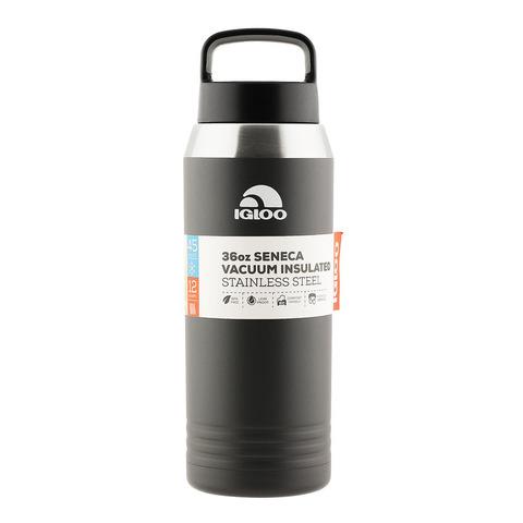 Термокружка Igloo Seneca (1 литр), черная