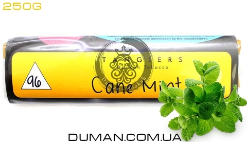 Табак Tangiers Cane Mint T96 (Танжирс Перечная Мята)  Noir 250г