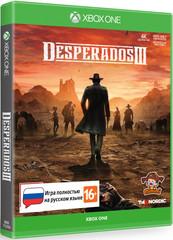 Xbox One Desperados III Стандартное издание (русская версия)
