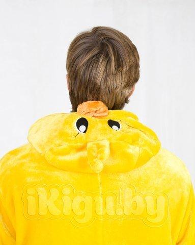 Желтый утенок