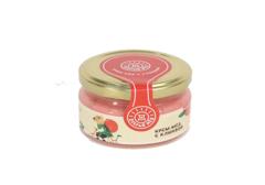 Крем-мёд с клубникой