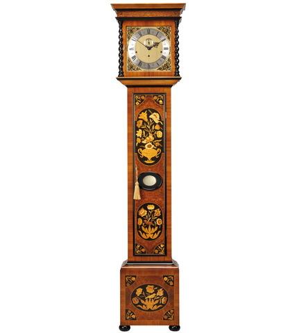Часы напольные Comitti C2030TCH The Chartwell
