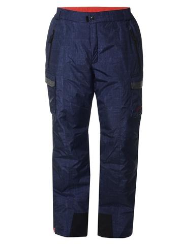 Мужские горнолыжные брюки Almrausch Hochbruck 321300-1809 синие фото