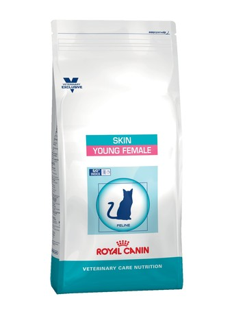 Royal Canin Young Female Skin