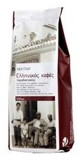 Традиционный греческий кофе обжаренный молотый Nektar 500 гр