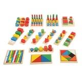 Большой набор Монтессори-материалов, 14 предметов 1