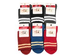 18NOB41 носки женские 37-41, цветные