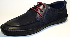 Модные мужские мокасины Luciano Bellini 32011-00
