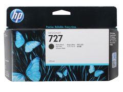 Картридж HP B3P22A №727 с матовыми черными чернилами для HP DesignJet T920/T1500, 130 мл
