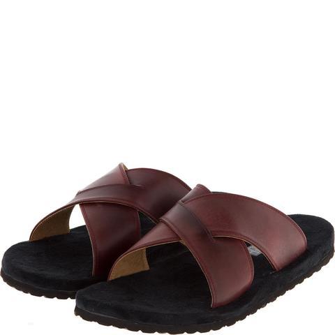 577157 сабо мужские бордо. КупиРазмер — обувь больших размеров марки Делфино