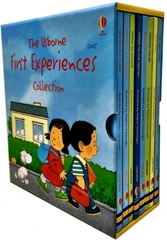 The Usborne First Experiences Collection