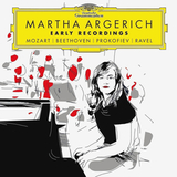 Martha Argerich / Early Recordings: Mozart, Beethoven, Prokofiev, Ravel (2LP)